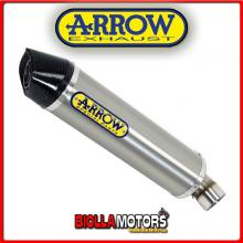 71852AK TERMINALE ARROW INDY-RACE YAMAHA MT-10 2016-2017 TITANIO/CARBONIO