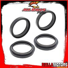 56-146 KIT PARAOLI E PARAPOLVERE FORCELLA KTM EXC 125 125cc 2003- ALL BALLS