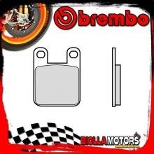 07BB1205 PASTIGLIE FRENO POSTERIORE BREMBO BETA REV 2000- 50CC [05 - ROAD CARBON CERAMIC]