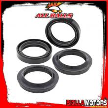 56-132 KIT PARAOLI E PARAPOLVERE FORCELLA Harley FLHR Road King 82cc 1994-1998 ALL BALLS