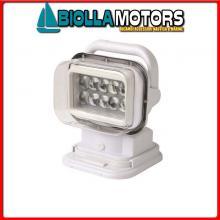 2123658 FARO SQUARE ALL REMOTE CNTRL LED< Faro AA LED Portabile Radio Control