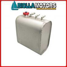 4034015 SERBATOIO CAN VERTICAL 15L INOX Serbatoi Inox Verticali