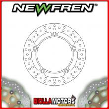 DF5261A DISCO FRENO POSTERIORE NEWFREN TRIUMPH TIGER 885cc up to VIN 71698 1993-1998 FISSO
