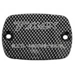 77280031 CP. COPERCHIO POMPA FRENO CARBON LOOK T-MAX