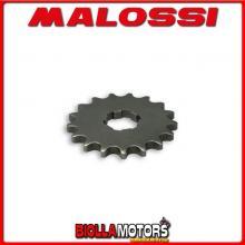 614695B PIGNONE TRASMISSIONE MALOSSI Z17 HONDA NSR (AUTOMATICO) 50 - -