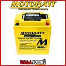 MB10U BATTERIA MOTOBATT 12N10-3A AGM E06001 12N103A MOTO SCOOTER QUAD CROSS