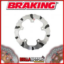 BY1501 DISCO FRENO POSTERIORE BRAKING BMW F 700 GS ABS 800cc 2013-2016 WAVE FLOTTANTE