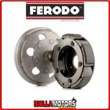FCG0559 KIT FRIZIONE E CAMPANA FERODO PIAGGIO HEXAGON GTX 4T 180CC 2001-