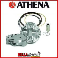 S4F076800090 PISTONE ATHENA Factory HC 14.2:1 Piston (Incl. Pin and Seal Rings) HONDA CRF 250 R 2010-2013 250CC -