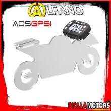 A1001 DISPLAY ALFANO LAP TIMER ADSGPSI AUTONOMO PICCOLO GPS INTEGRATO