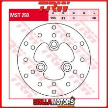 MST250 DISCO FRENO ANTERIORE TRW Garelli 50 Big wheels 1991-1994 [RIGIDO - ]