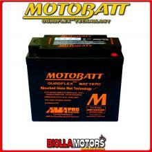 MBTX20UHD BATTERIA MOTOBATT 12N163A AGM E06035 12N163A MOTO SCOOTER QUAD CROSS