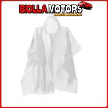99496D LAMPA PONCHO IMPERMEABILE ANTI PIOGGIA, DISPLAY 24 PZ