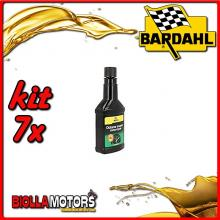 KIT 7X 150ML BARDAHL OCTANE BOOSTER MOTORCYCLE ADDITIVO CARBURANTE 150ML - 7x 104011