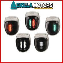 2112100 FANALE RED BIANCO Fanali USCG-COLREG LED Sirius White