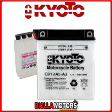 712122 BATTERIA KYOTO YB12AL-A2 [SENZA ACIDO] YB12ALA2 MOTO SCOOTER QUAD CROSS [SENZA ACIDO]