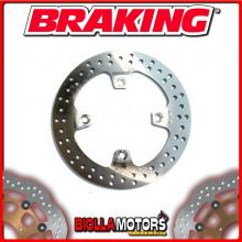 RF8114 FRONT BRAKE DISC SX BRAKING PEUGEOT SV 250cc 2002-2007 FIXED