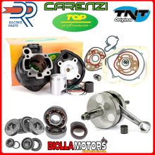 S259- KIT CILINDRO ALBERO TOP MODIFICA 70CC APRILIA CLASSIC 50 2T 92-99