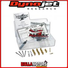 E9201 KIT CARBURAZIONE DYNOJET BMW F 650 Strada 650cc 1999- Stage 2 Jet Kit