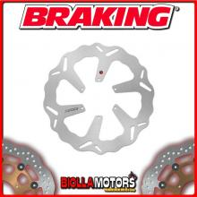 WF7109 DISCO FRENO ANTERIORE SX BRAKING APRILIA RS4 (AJP Rear Caliper) 50cc 2011-2014 WAVE FISSO