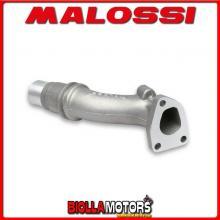 024957B COLLETTORE ASPIRAZIONE MALOSSI D. 24X28,6 VESPA ETS 125 INCLINATO -