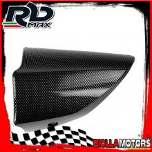 368000Y PROTEZIONE COLLETTORE YAMAHA T-MAX 500 2008-2011 CARBON LOOK