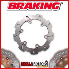YA01RID DISCO FRENO POSTERIORE BRAKING TM GS- MC 125cc 1990-1992 WAVE FISSO