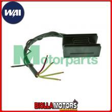S1002U REGOLATORE DI TENSIONE WAI Suzuki GS850G 1982- 843cc 4-wire harness & 1 wire no term.