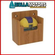 5806107 CONTENITORE RACK BAMBOO 85X100 Contenitore Porta-Bussola
