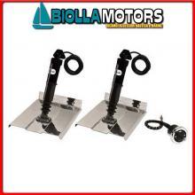 4722042 KIT TRIM UFLEX STD 12V Kit Trim Hi-Perf Uflex