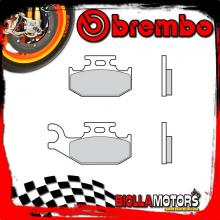 07GR50SD PASTIGLIE FRENO ANTERIORE BREMBO BOMBARDIER-CAN AM DS RIGHT 2006- 250CC [SD - OFF ROAD]