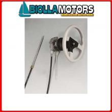 4633470 COPRIMOZZO X34B BLACK Timoneria T71FC/T73NRFC Professional Type