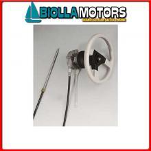 4633471 COPRIMOZZO X34W WHITE Timoneria T71FC/T73NRFC Professional Type