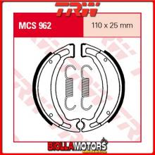 MCS962 GANASCE FRENO POSTERIORE TRW Keeway 125 F-Act 2007-2011 [ORGANICA- ]