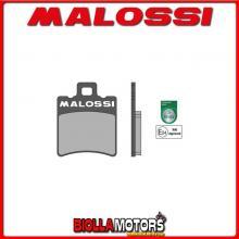 6215042 - 6215007BB COPPIA PASTIGLIE FRENO MALOSSI Anteriori BETA ARK 50 2T LC SPORT Anteriori - Posteriori - per veicoli PRODOT
