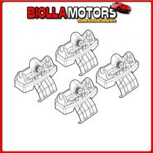 N21198 NORDRIVE KIT ATTACCHI - 198 FORD ECOSPORT (09/15>)
