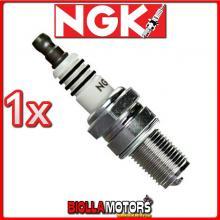 1 CANDELA NGK BR8ECMIX GAS GAS TXT-Boy Alu. Cyl. Head 50CC 2004- BR8ECMIX
