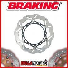 WL1001 DISCO FRENO POSTERIORE BRAKING KTM ADVENTURE ABS 1050cc 2015-2016 WAVE FLOTTANTE