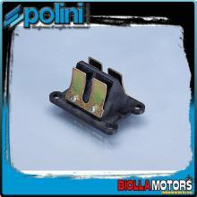 213.0036 VALVOLA LAMELLARE POLINI EVO HM - VENT DERAPAGE 50 2003/05 Minarelli AM6 PER BIG VALVE