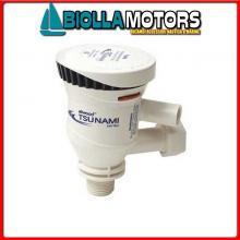 1821852 POMPA TSUNAMI OS DUAL T800 12V Pompa di Ossigenazione Attwood Tsunami Double