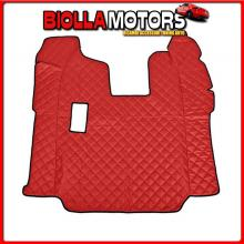 96416 LAMPA TAPPETO CENTRALE IN SIMILPELLE - ROSSO - SCANIA R SERIE 6 (09/09>08/13)