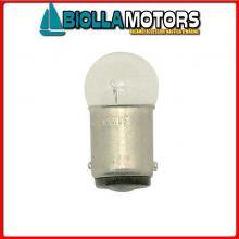 2162406 LAMPADINA BA15D SMALL 24V 5W Lampadine Bipolari BA 15D - Bulbo Piccolo
