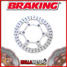 YA21FL DISCO FRENO ANTERIORE DX BRAKING YAMAHA SR (Rear Drum Model) 400cc 2014-2016 FLOTTANTE