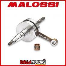 537891 ALBERO MOTORE MALOSSI SPORT BENELLI 491 SPORT 50 2T LC (MINARELLI) SP. D. 10 CORSA 39,2 MM -