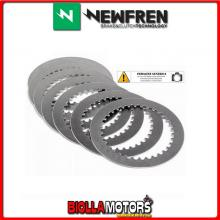 F1475CC KIT DISQUES D'EMBRAYAGE NEWFREN APRILIA RS 2006-2010 50CC CONDUCTED STANDARD