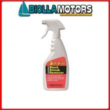 5731551 DETERGENTE BLACK STREAK REMOVER GALL< Detergente Smacchiante Star Brite Black Streak Remover
