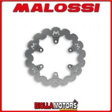 6212344 DISCO FRENO MALOSSI SUZUKI BURGMAN AN - BUSINESS 400 4T LC D. ESTERNO 260 - SPESSORE 4 MM -