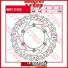 MST311EC DISCO FRENO ANTERIORE TRW Suzuki DR 250 1995-2000 [RIGIDO - CROSS]