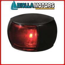2112752 FANALE LED HELLA 0520 GREEN BL Fanali Hella Marine NaviLED Compact -B