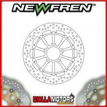 DF5228AF DISCO FRENO ANTERIORE NEWFREN KAWASAKI KLV 1000cc 2004-2007 FLOTTANTE